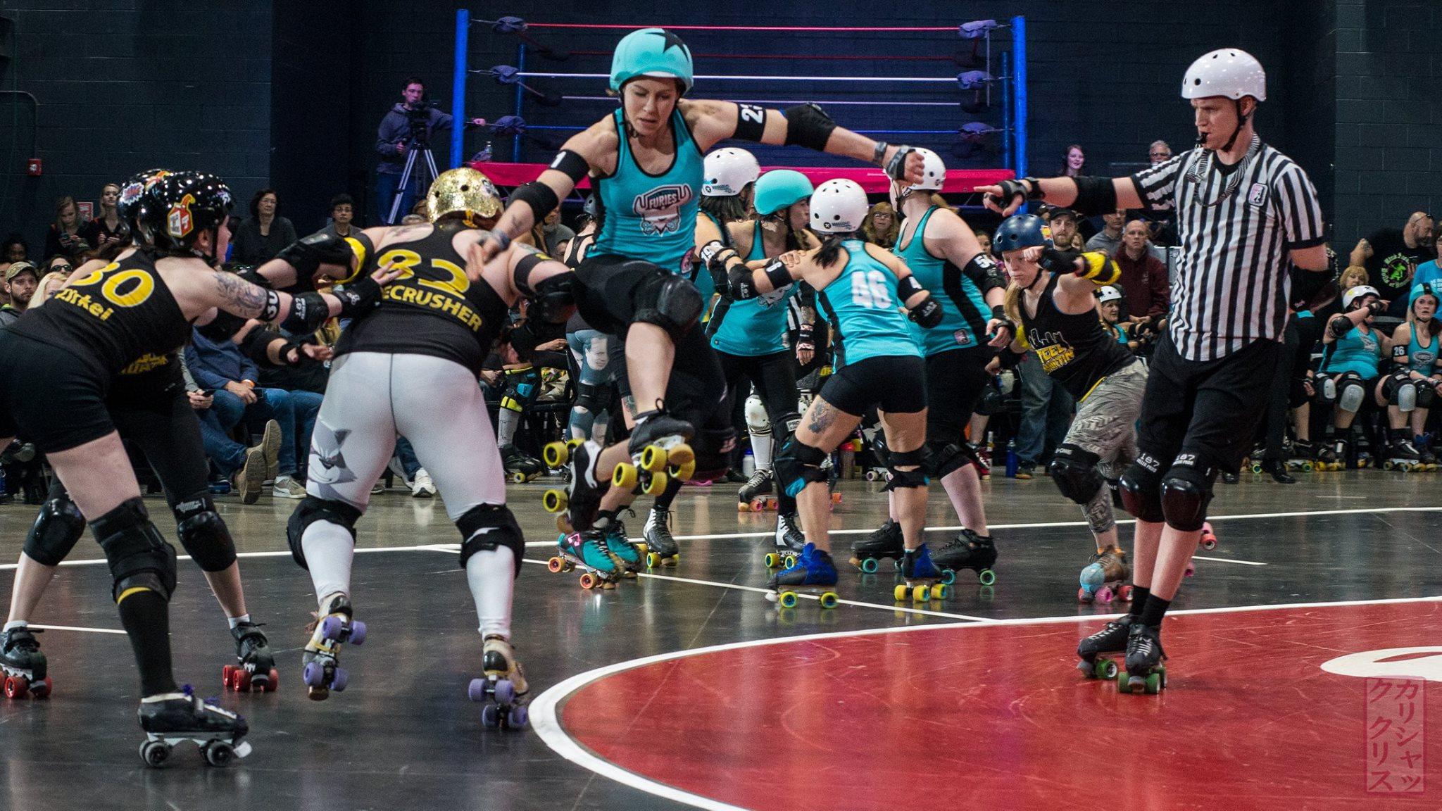 Queen City Roller Girls · Buffalo, New York