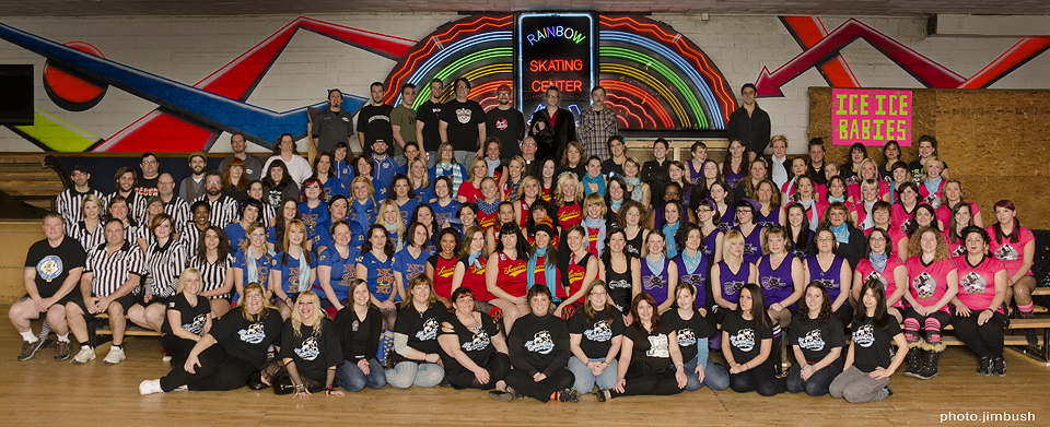 2012 Queen City Roller Girls