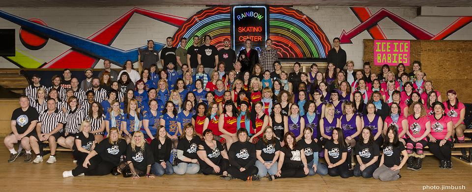 2012 Queen City Roller Girls