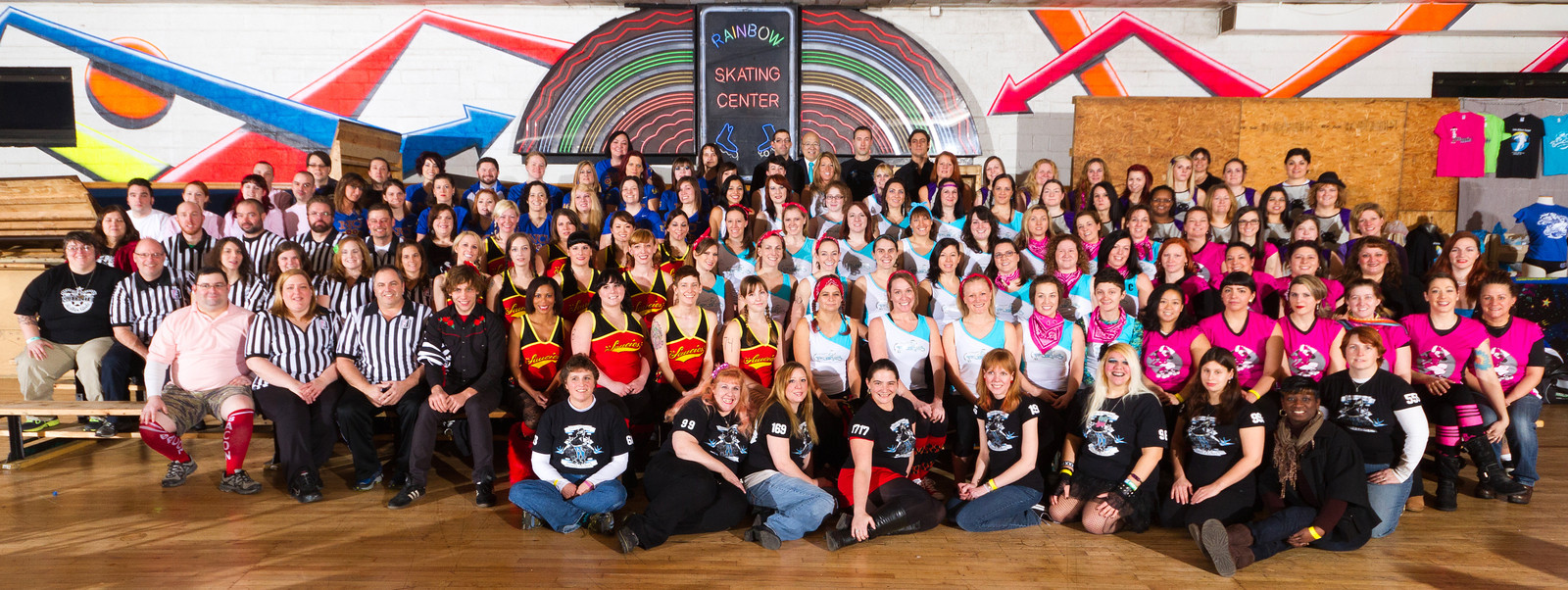 2013 Queen City Roller Girls   Photo by Andy Foremiak