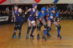 Knockouts vs Kats April 2, 2011