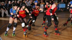 Bout Recap: Knockouts vs Saucies