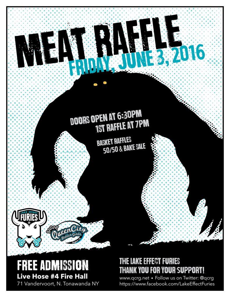 Meat Raffle 2015