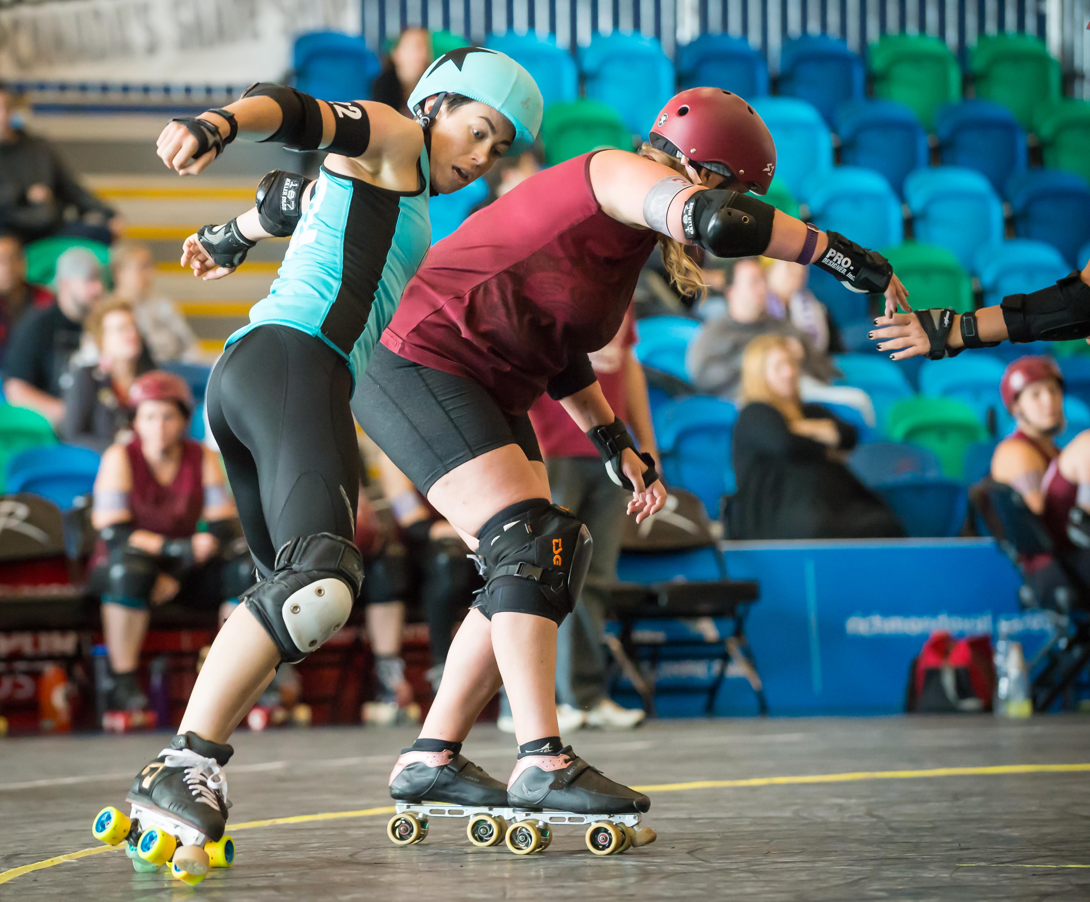 Roller skating montreal - Photo By Rene T Van Ee