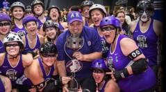 Alley Kats take 2017 Championship!