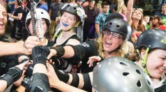 Devil Dollies win 2016 QCRG Cup 158-157