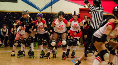"""Roller Derby Saved My Soul"""