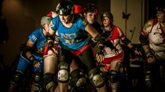 QCRG Steams Through August