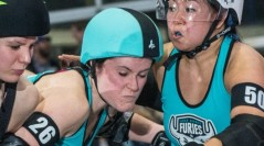 Furies move up to 18th in WFTDA Rankings!