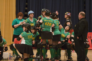 Team QCRG @ DC, 2008 | Photo by Fritzenfrat